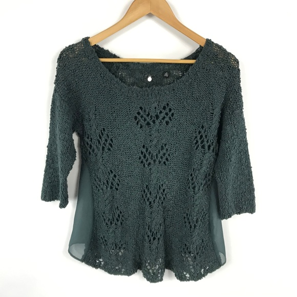 Anthropologie Sweaters - Knitted & Knotted Anthropologie Sweater 3424